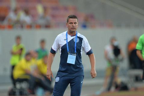 Stoican a explicat cum şi-a motivat jucătorii înaintea meciului cu Dinamo. Ce imagini a pus în vestiar