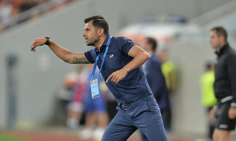 Soluţia total surprinzătoare la care a apelat Nicolae Dică. Ce decizie a luat înainte de meciul cu Juventus Bucureşti