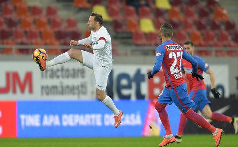 """Sânmărtean la Dinamo? Contra nu ştie nimic: """"Nu s-a retras? Dacă ar fi fost în circuit, poate ar fi fost o soluţie!"""""""