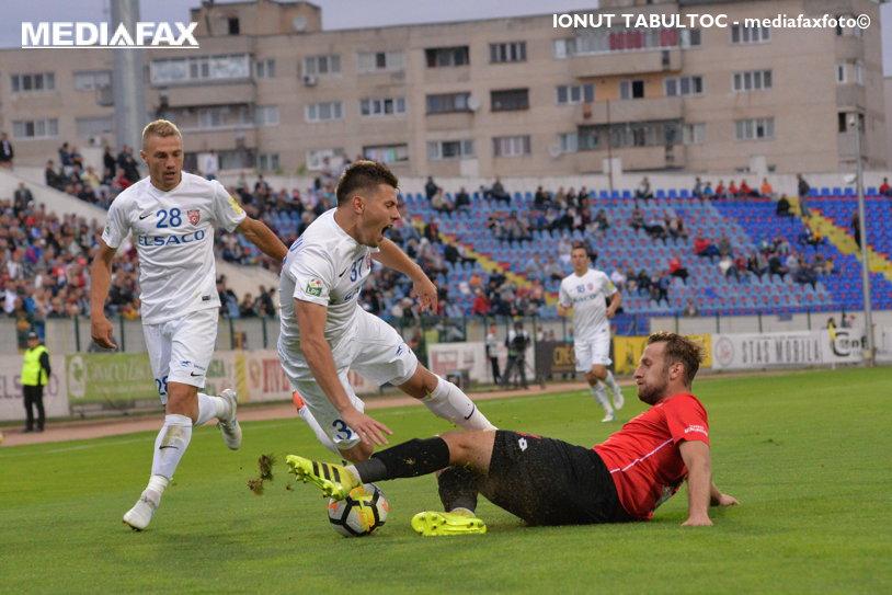 """Vasile Miriuţă acuză arbitrajul, după ce echipa sa a suferit o înfrângere greu de digerat: """"Şi atunci ne-au scos-o din poartă"""""""