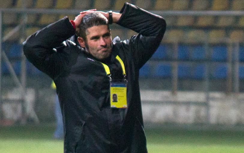 """Antrenorul lui Sepsi ştie unde a greşit: """"Nu trebuia să facem asta!"""" Ce spune despre penalty-ul primit de Dinamo"""