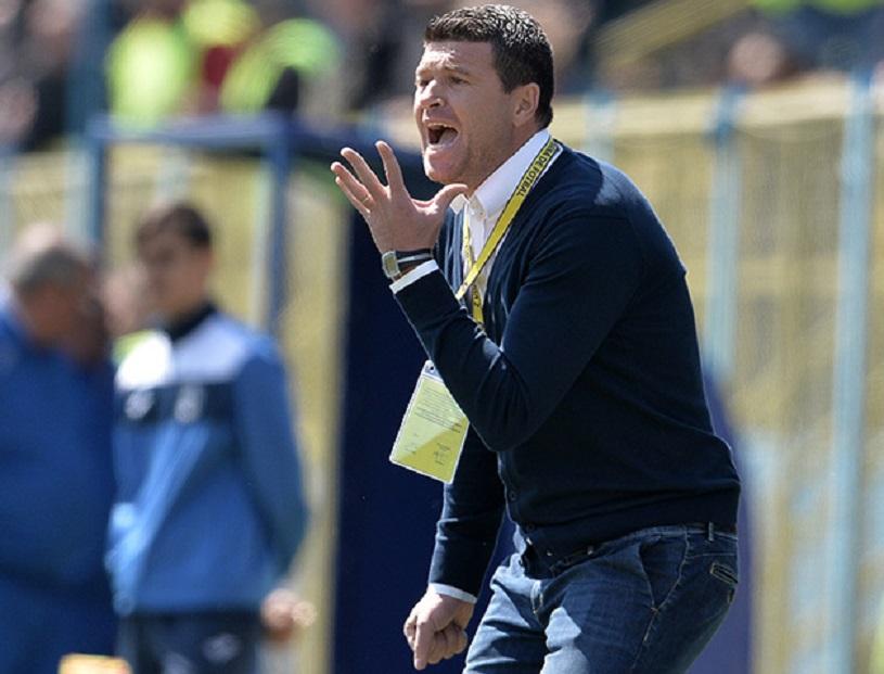 """Campionatul tuturor posibilităţilor. Opriţa susţine că patronul lui Juventus Bucureşti l-a ameninţat cu bătaia: """"Să vină să intrăm amândoi într-un ring..."""""""