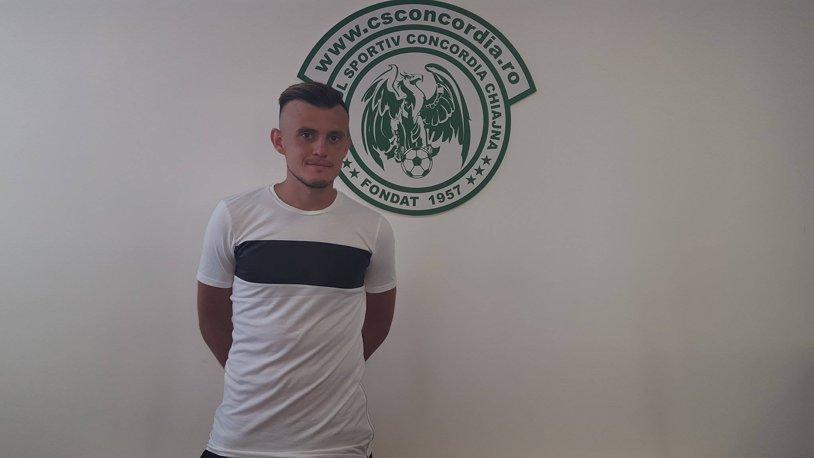 Transferuri tari făcute de Concordia! Fostul căpitan al lui Dinamo şi un jucător trecut pe la Petrolul au semnat cu Chiajna