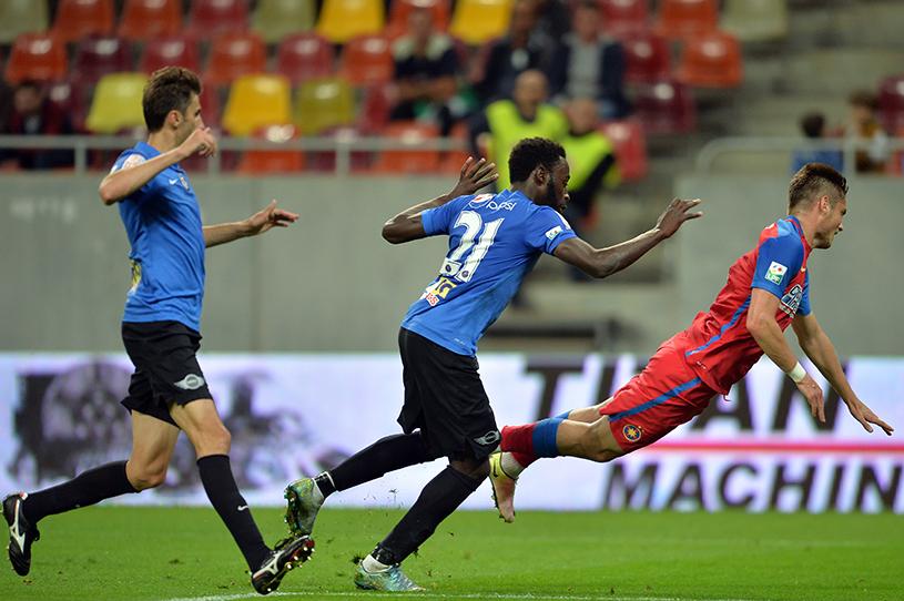 Concordia - Viitorul 1-2. Hagi rupe seria neagră după un meci cu două goluri frumoase, un autogol şi o reuşită anulată în prelungiri