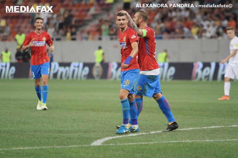 LIVE BLOG | FCSB - Botoşani 2-0. Budescu şi Tănase i-au scăpat de emoţii pe vicecampioni încă din prima repriză. Cobrea a pus umărul la victorie, Alibec a fost schimbat la pauză, după două intervenţii riscante