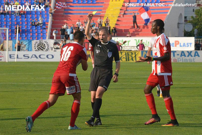 """CSM Poli Iaşi - Sepsi 0-2. """"Dubla"""" lui Claudiu Herea aduce prima victorie a covăsnenilor pe teren străin în Liga 1"""