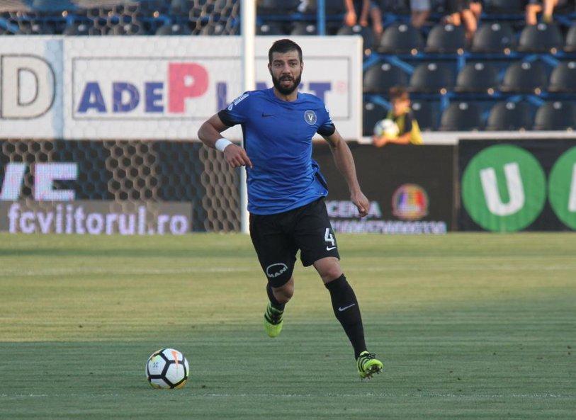 Pus pe liber de Hagi, Marius Constantin continuă în Liga 1. Cu ce echipă a semnat