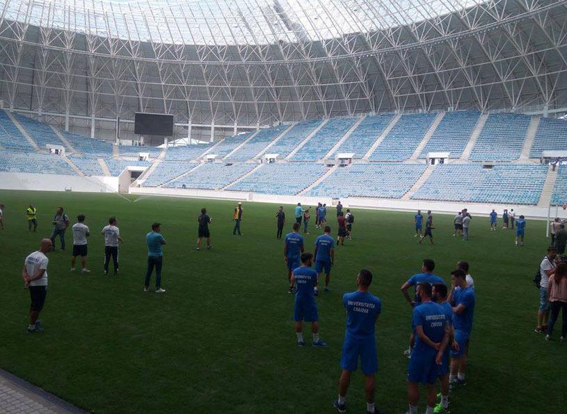 Familia lui Ion Oblemenco a reacţionat după ce Olguţa Vasilescu a anunţat că şi-ar dori să schimbe denumirea stadionului din Craiova
