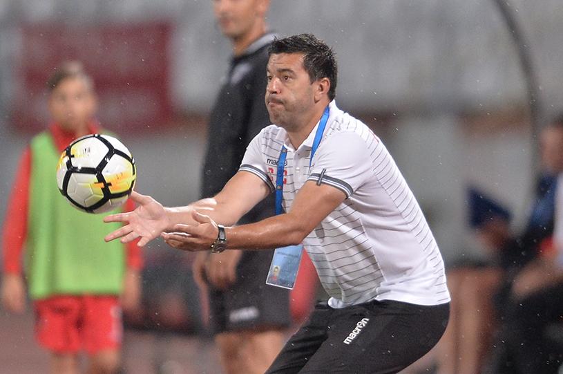 """Bokila ar putea debuta în meciul cu Timişoara! Contra: """"Va fi în lot. Există posibilitatea să joc în atac cu el şi Nemec!"""""""