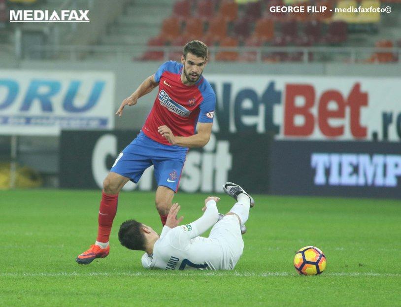 Cea mai bună zi din cariera lui Alexandru Tudorie! Ajutat de colegi, atacantul cedat de FCSB la Voluntari a avut nevoie de 27 de minute pentru o performanţă superbă. Ce a reuşit contra lui Sepsi