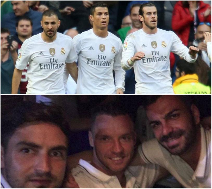 BBC de România! :) Credeaţi că doar Real Madrid are o tripletă stelară? O echipă din Liga 1 imită atacul campioanei Europei | FOTO