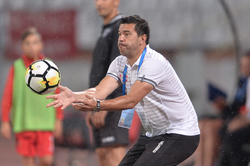 """Contra a tunat la finalul înfrângerii cu ACS Poli: """"Nu merităm să purtăm acest tricou. Nici eu, nici ei"""". Ce a declarat când a fost întrebat despre postul de selecţioner"""