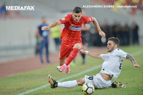 """Reacţie surprinzătoare a lui Alex Ioniţă. Fotbalistul """"anti-FCSB"""" a avut motive de bucurie după meciul mare făcut de Alibec şi Budescu"""