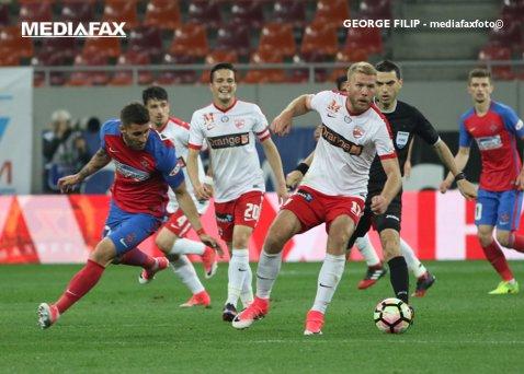 FCSB pune în vânzare biletele pentru derby-ul cu Dinamo! Cât costă cel mai ieftin tichet