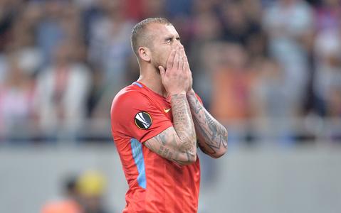 FOTO | Alibec a cedat din nou. Gest foarte urât făcut la adresa fanilor lui CFR Cluj