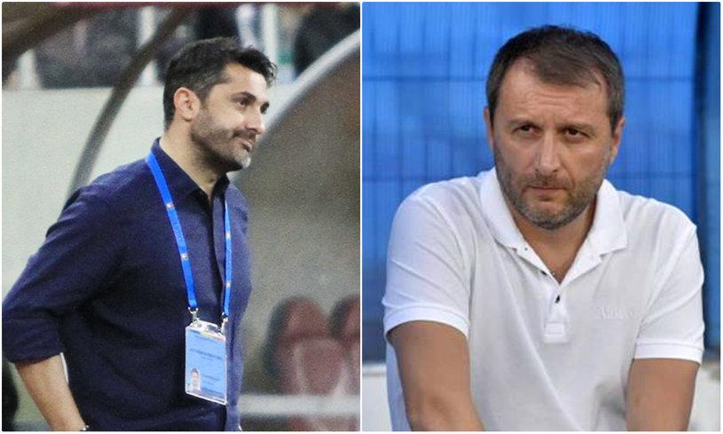 """Ceartă la vestiare după un meci tensionat! Niculescu şi Mangia şi-au aruncat câteva cuvinte greu de """"digerat"""": """"Mi-a cerut să-i vorbesc în italiană, dar el îmi vorbeşte mie în română?"""""""