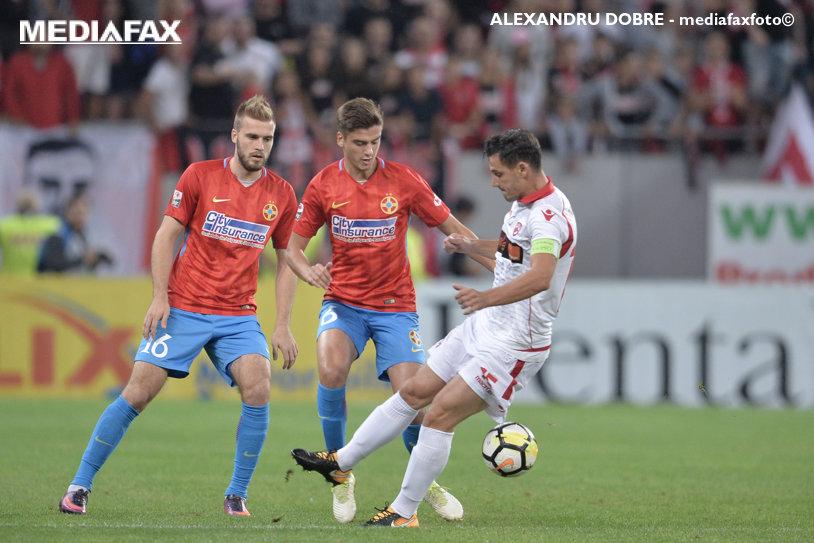 LIVE BLOG | FCSB - Dinamo 1-0. Dică, la prima victorie în Marele Derby! Seară de coşmar pentru Steliano Filip şi Alibec. Momcilovic a marcat singurul gol al partidei în care Miriuţă s-a păcălit cu Bokila