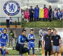 """SPECIAL   Povestea de succes a unui fost fotbalist român stabilit la Londra. Şi-a deschis propria academie, iar acum colaborează cu Chelsea. Englezii îi aşteaptă pe """"Stamford Bridge"""" pe Hagi şi Dan Petrescu"""