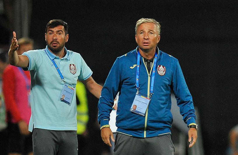 Nu ai loc de greşeli cu Dan Petrescu! Antrenorul CFR-ului a exclus un fotbalist din lot imediat după meciul cu FCSB