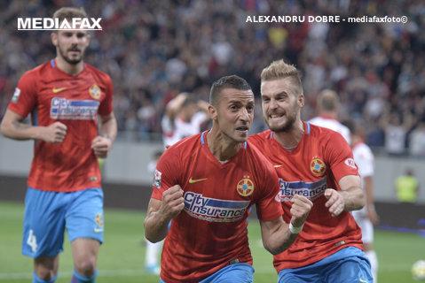"""Eroul FCSB nu dă şanse """"câinilor"""" nici după meci: """"Sunt buni, dar noi am fost mai buni decât Dinamo şi am câştigat!"""""""