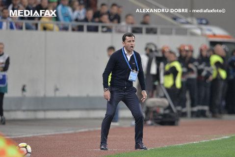 """Dică, despre reţeta cu care a """"răpus"""" Dinamo. De ce l-a schimbat pe Alibec la pauză şi ce mesaj i-a transmis atacantului"""