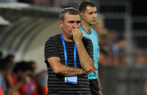 FC Botoşani - Viitorul 1-0. Primul gol al lui Moruţan în Liga 1 a decis meciul din Moldova