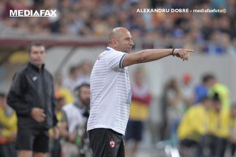 """Schimbare de strategie la Dinamo! Miriuţă schimbă foaia în """"Ştefan cel Mare"""""""