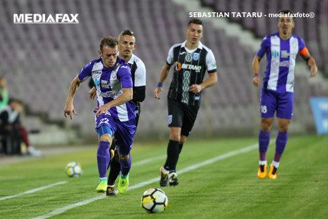 """""""Actorii"""" nu s-au pus de acord şi au variante diferite : """"Cineva de la Craiova a lovit un jucător de-ai noştri"""" vs. """"nu a fost nimic"""" vs. """"de asta e frumos fotbalul"""""""