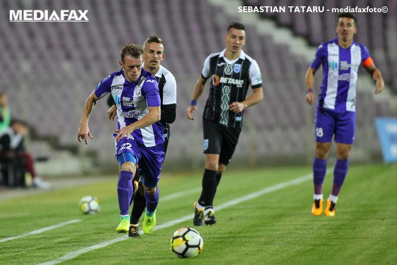 Suspendări şi amenzi drastice după incidentele de la meciul ACS Poli - CS U Craiova. Deciziile Comisiei de Disciplină a FRF