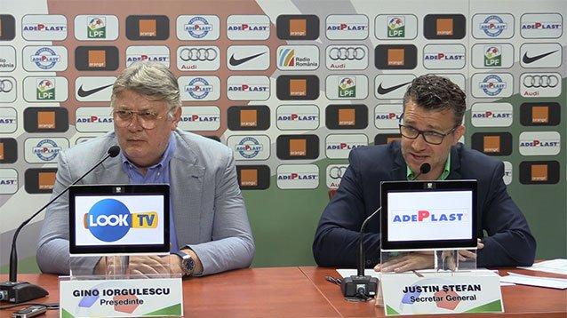 """Clubul din Liga 1 care anunţă clar că vrea schimbarea la LPF. """"Gino mi se pare foarte discret şi neimplicat. Vom merge pe un candidat cu o altă expunere"""""""