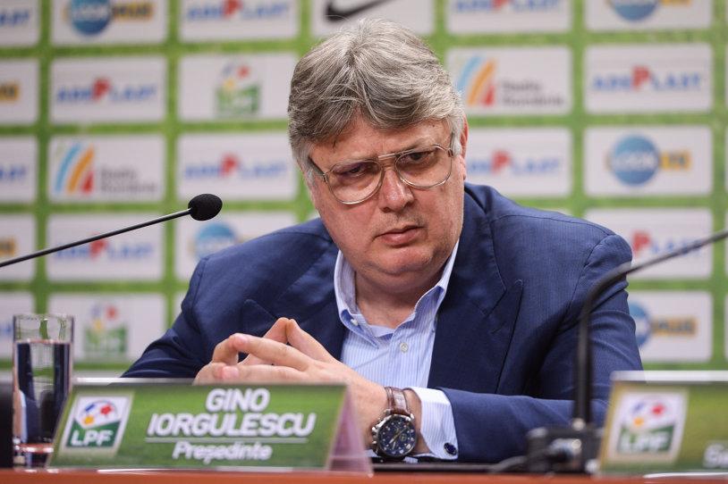"""Cum a scăpat Gino Iorgulescu de un contracandidat la şefia LPF: """"Totul e ştiut deja! Nu avea rost să particip"""". Omul care a renunţat în ultima clipă"""