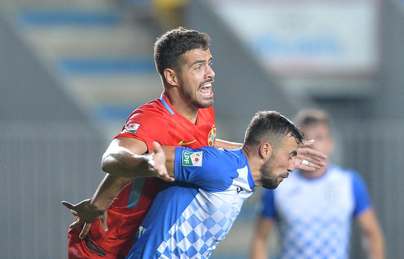 Gigi Becali a lămurit situaţia lui Artur Jorge, jucător dispărut din echipa FCSB-ului. Ce se va întâmpla cu fundaşul portughez