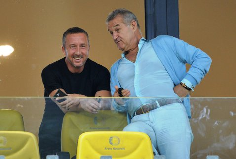 """FCSB l-a cedat în vară şi acum a ajuns pe primul loc în topul golgheterilor. Gigi Becali: """"Nu-mi pare rău! Am păstrat 50% dintr-un eventual transfer"""""""