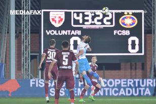 FC Voluntari - FCSB 0-0. Egal pentru CFR şi Craiova! Nocturna nu le-a purtat noroc ilfovenilor. Deac a fost aproape de un gol în stilul lui Robben