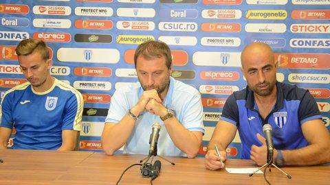 """Devis Mangia a rămas foarte impresionat de stadionul Craiovei: """"E fantastic. În Italia sunt doar două stadioane de acest gen!"""" Ce spune despre reportajul cu cerşetorul care s-a dat drept Negrilă"""