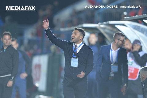 """Claudiu Niculescu, după egalul cu FCSB: """"Băieţii au avut mult curaj"""". Sânmărtean, aşteptat la Voluntari: """"Cine nu-şi doreşte un asemenea jucător?"""""""