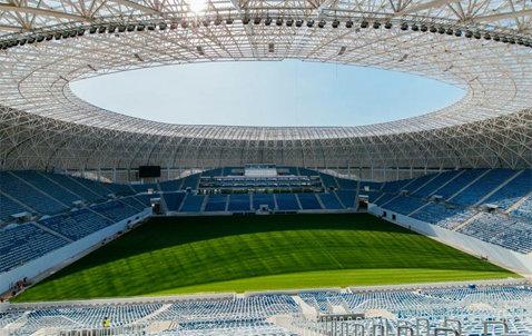 Noul stadion al Craiovei vinde abonamentele la foc automat. Câte au cumpărat suporterii lui CS U până acum şi când vor putea urmări primul meci