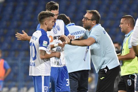Băluţă, jucătorul momentului în Liga 1! Căpitanul Craiovei a contribuit decisiv la 9 goluri în ultimele 10 meciuri