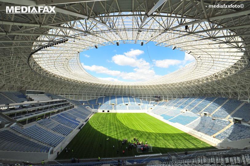 """Va fi inaugurat stadionul din Craiova de ziua Olguţei Vasilescu? Gigi Becali: """"Vrea şi ea să conducă, să aibă putere. Vai de capul ei!"""""""