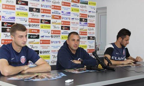 """Jucătorii lui FC Botoşani spun că întâlnirea cu Dinamo este meciul sezonului. Enache: """"Sub nicio formă nu ne considerăm favoriţi. Plecăm de la o egalitate incredibilă"""""""