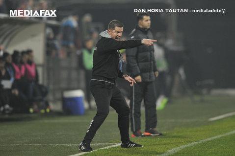 A ajuns la a treia suspendare în acest sezon şi a intrat în gura conducerii. Problemele lui Flavius Stoican după scandalul de la Cluj