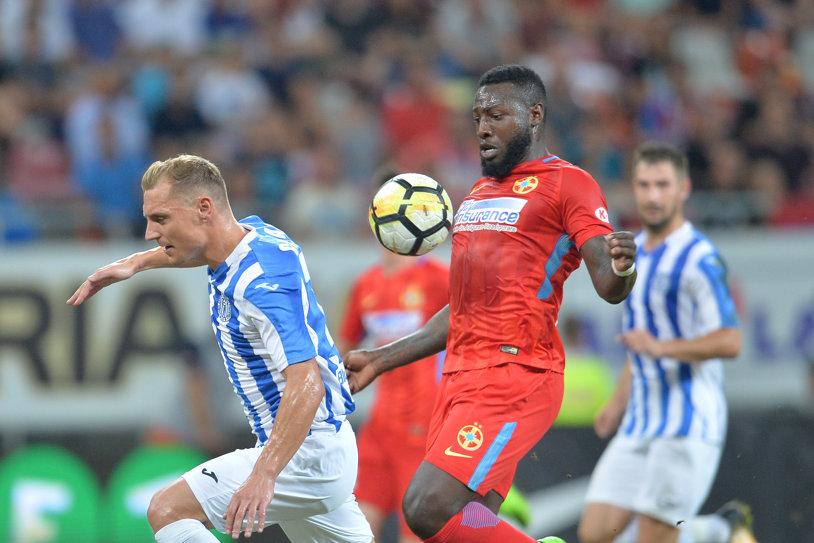 LIVE BLOG | Poli Iaşi - FCSB 1-0. Moldovenii produc surpriza în Copou! Panţîru a făcut diferenţa cu un gol superb