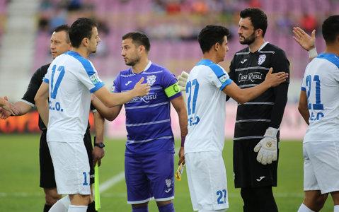 """Când fotbaliştii se întorc împotriva propriului club!  ACS Poli, reclamată din nou la comisii. Un nou """"caz"""" Mailat?"""