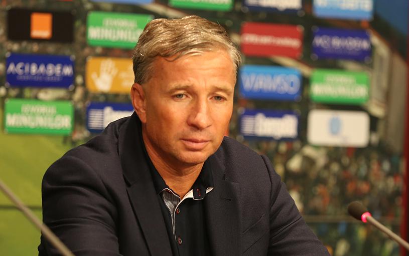 """Stanciu la CFR Cluj? Reacţia lui Dan Petrescu: """"Totul depinde de el"""". Ce spune """"Bursucul"""" despre Ianis Hagi"""
