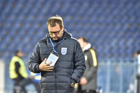 """Mangia, discurs calm după primul meci în care echipa sa nu reuşeşte să marcheze: """"Doar rezultatul nu mi-a plăcut"""""""