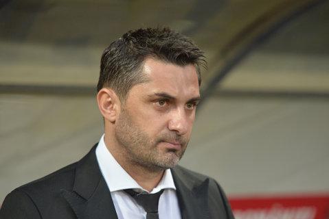 """Niculescu s-a accidentat în timpul meciului cu Gaz Metan: """"Am dat cu palma într-un cui. Îmi trece"""". Antrenorul nu renunţă la playoff"""