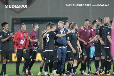 Juventus – Astra 0-1. Ioniţă a avut nevoie de două penalty-uri pentru a marca. Giurgiuvenii rămân în playoff, emoţii pentru Viitorul. Măzărache, ghinionistul serii