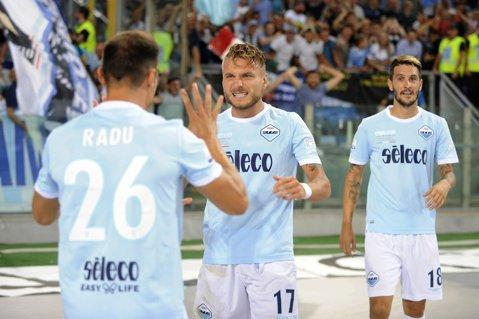 """FCSB nu se sperie de Lazio: """"Mi se pare o tragere bună. Avem şansa noastră"""". Vicecampioana îşi face curaj înainte de dubla cu italienii lui Ştefan Radu"""