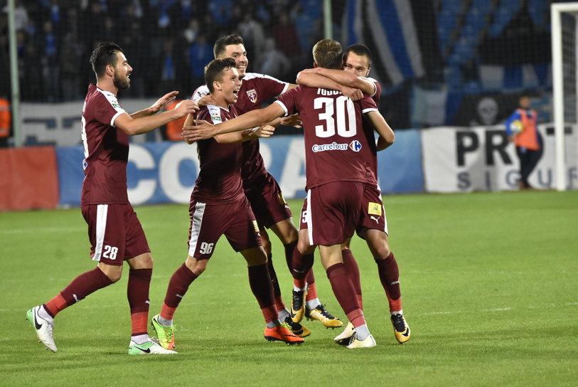 FC Voluntari - Sepsi 3-0. Căpăţână a marcat de la peste 40 de metri! Marinescu a semnat una dintre ratările campionatului