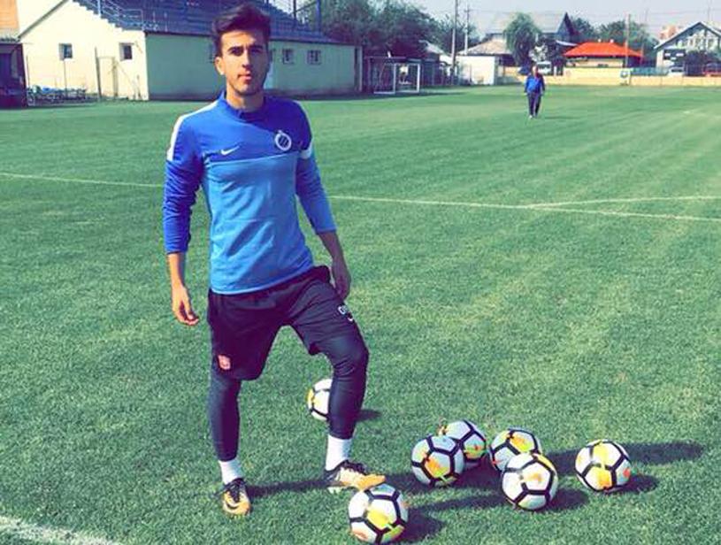 """Dinamo e aproape de primul transfer: """"Nu pot să-l forţez să rămână dacă nu vrea"""""""